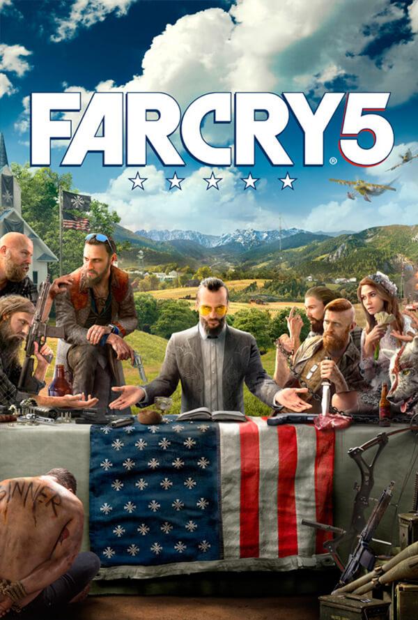 dan romer score composer farcry5 original game soundtrack