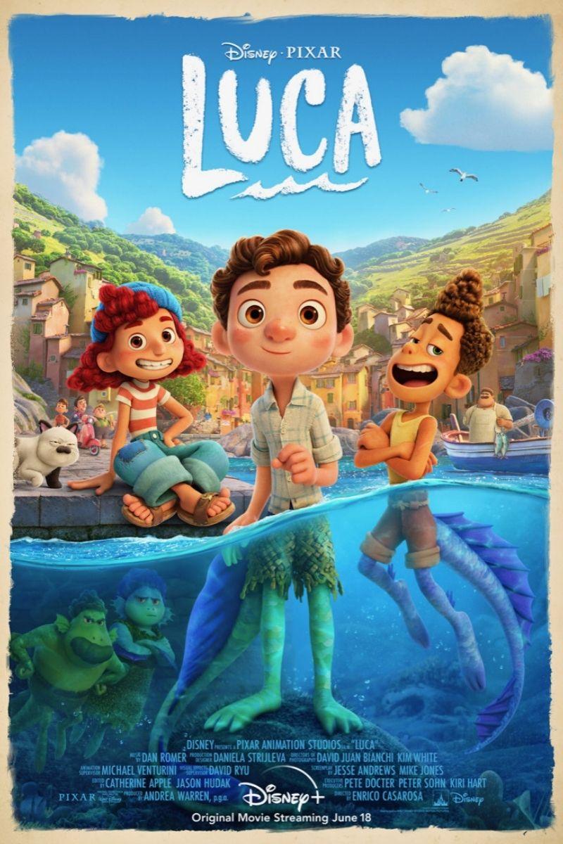 Luca Dan Romer Composer Pixar Disney